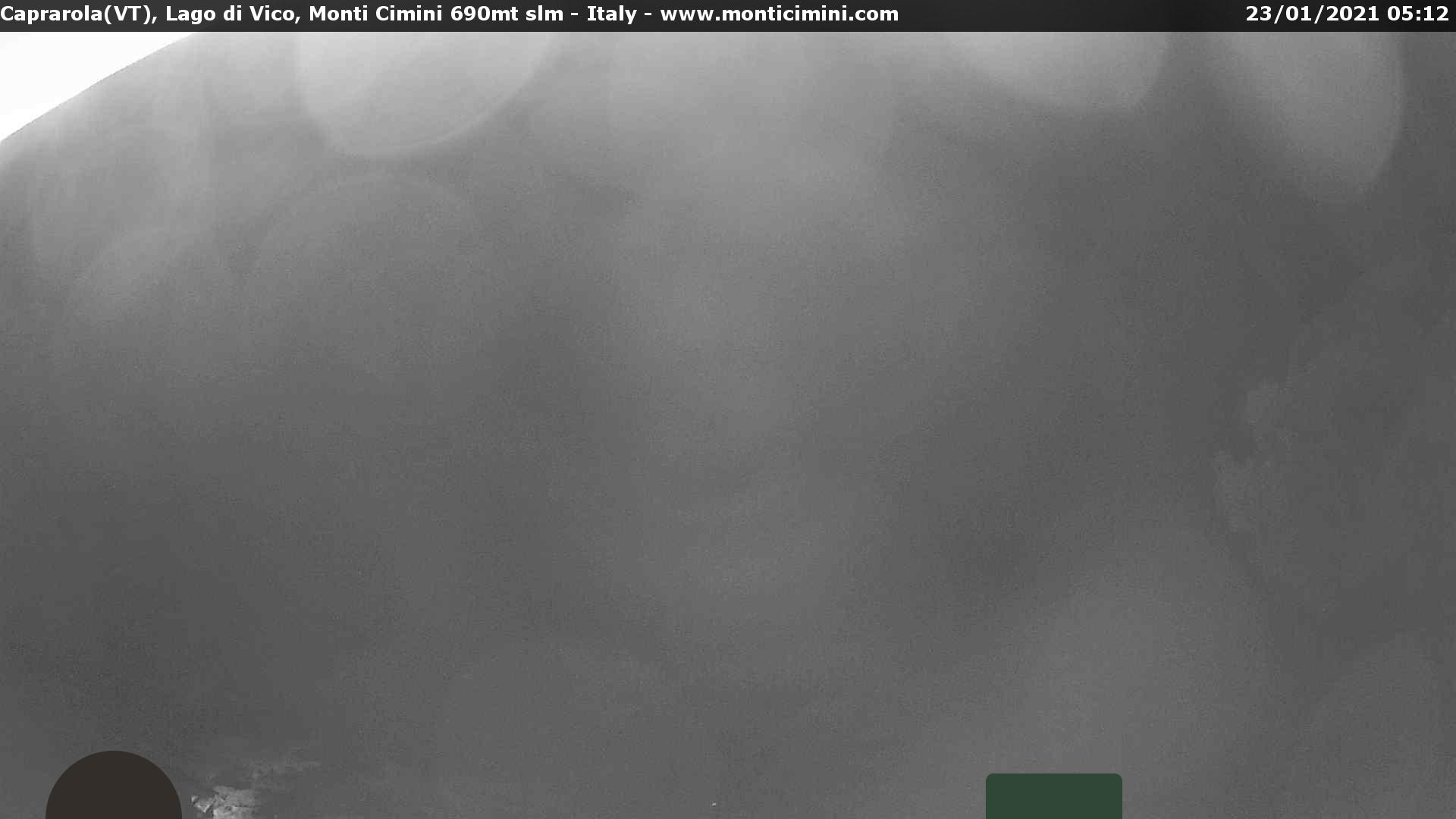 Webcam Caprarola VT Live webcamera